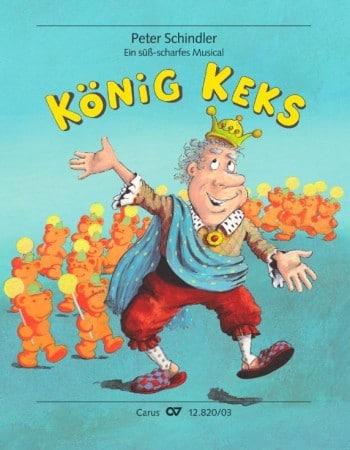 Cover von König Keks, erschienen im Carus-Verlag