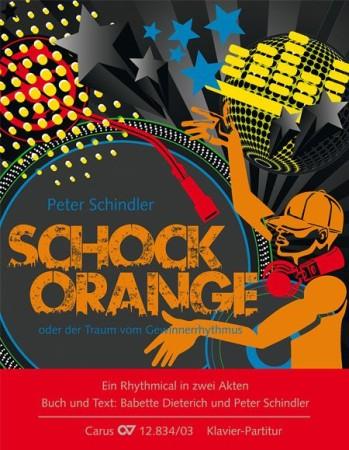 Cover von Schock Orange, erschienen im Carus-Verlag